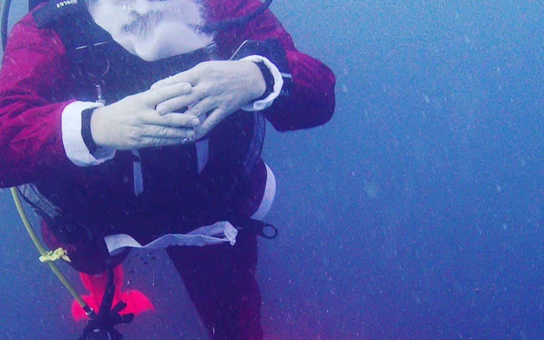 Plongée de Noel